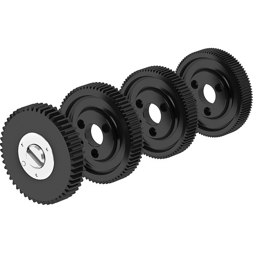 ARRI 4 x Gear Set for CLM-4 Motor (0.8, 0.6, 0.5, 0.4-Mod)