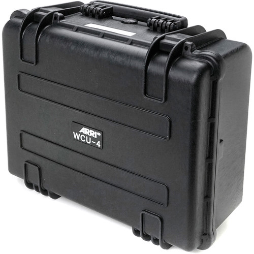 ARRI Carrying Case for WCU-4 Wireless Compact Unit & Accessories