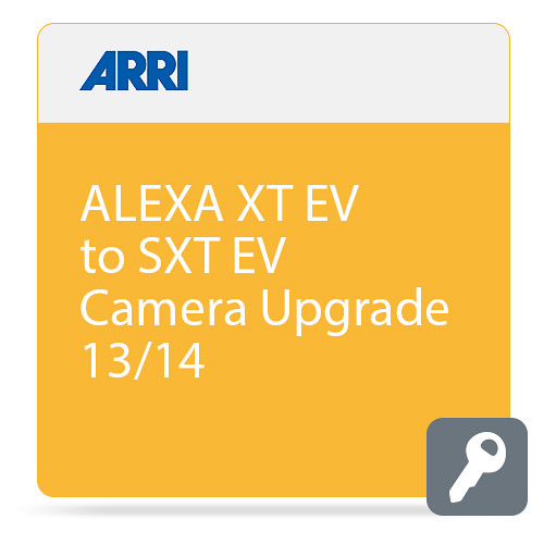 ARRI ALEXA XT EV to SXT EV Camera Upgrade 13/14