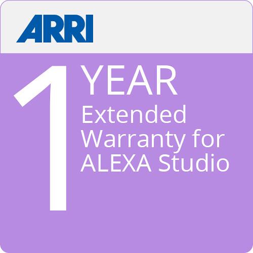 ARRI Extended Warranty for ALEXA Studio