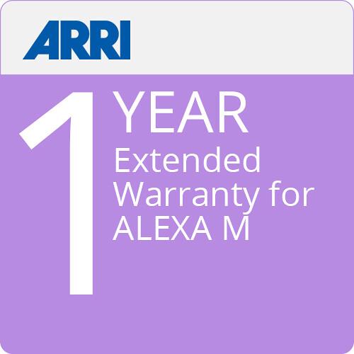 ARRI Extended Warranty for ALEXA M