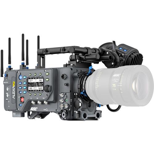 ARRI ALEXA LF Pro Camera Set with 5 x 256GB SxS Pro+ Cards (LPL)