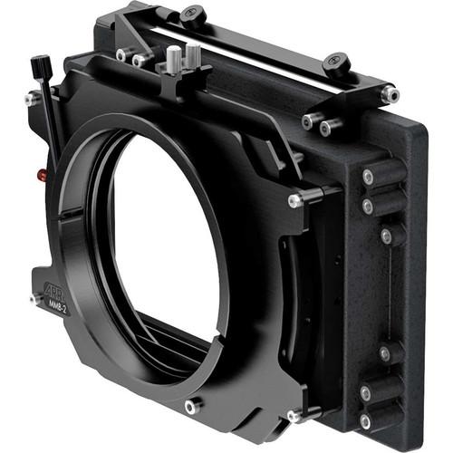 "ARRI MMB-2 Mini Matte Box Double 4 x 5.65"" 114mm Clamp-On Set"