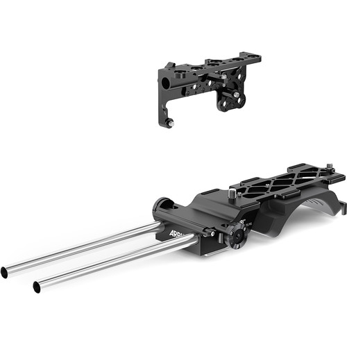 ARRI Kit of Adapter Plate, Top/Side Plate & 15mm Support Rods for Panasonic VariCam 35/HS