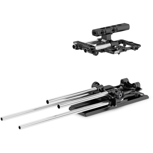 ARRI Pro Cine Set with 15mm Rods for RED DSMC2 Base Expander