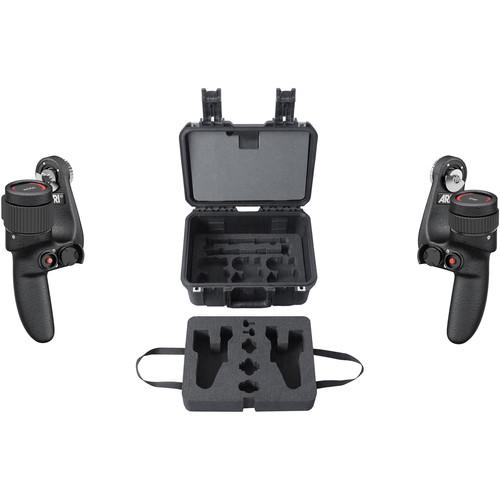 ARRI Master Grip Zoom Set for ALEXA/Plus (Right Zoom, Left Focus/Iris)