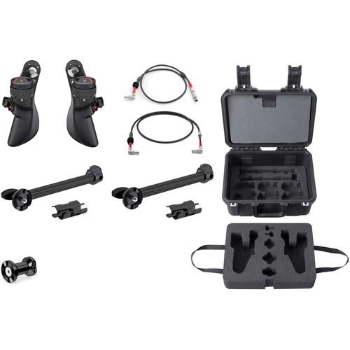 ARRI Master Grip Prime Set for ALEXA Plus/Studio (Right & Left Focus/Iris)