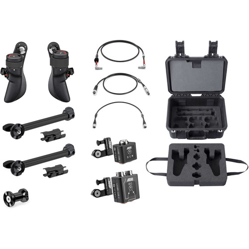 ARRI Master Grip Zoom Set for 3rd-Party Cameras (Right Zoom, Left Focus/Iris)