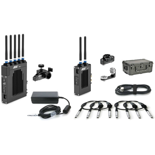 ARRI Complete WVT-1 Transmitter & WVR-1 Receiver Wireless Video Set