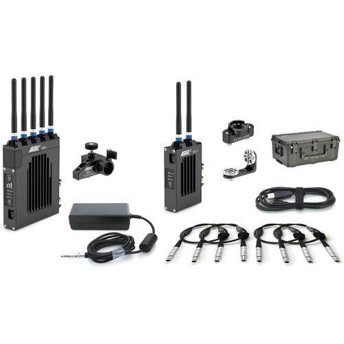 ARRI Dual WVR-1 Wireless Video Receiver Set
