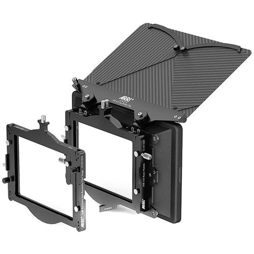 ARRI LMB 4x5 3-Stage Matte Box Clamp-On Set