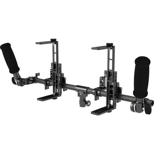 ARRI Director's Monitor Support DMS-1 with Dual Adjustable Monitor Mount