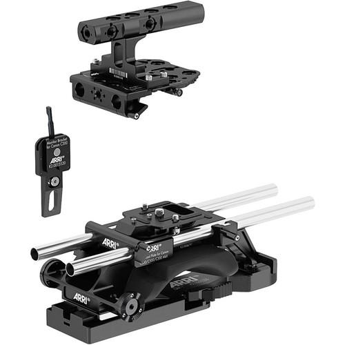 ARRI Pro Broadcast Set for Canon C200 + QRP-1