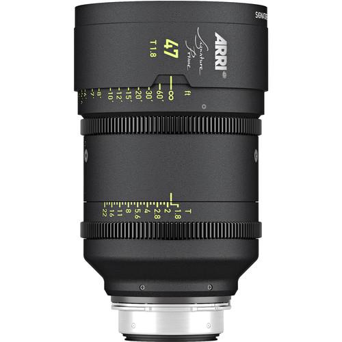 ARRI Signature Prime 47mm T1.8 Lens (Feet)