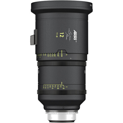 ARRI Signature Prime 12mm T1.8 Lens (Feet)