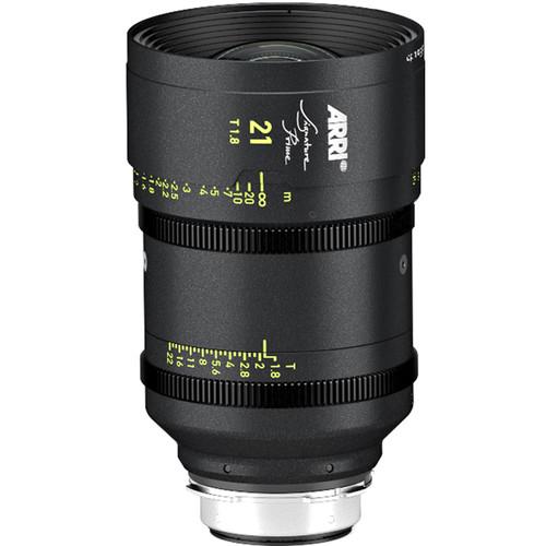 ARRI Signature Prime 21mm T1.8 Lens (Feet)
