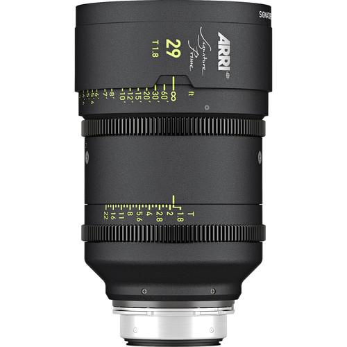 ARRI Signature Prime 29mm T1.8 Lens (Feet)