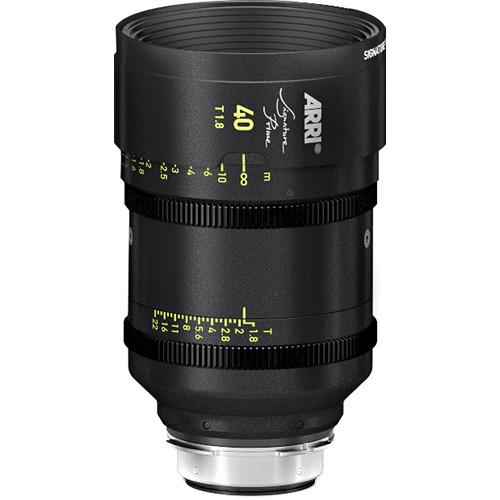 ARRI Signature Prime 40mm T1.8 Lens (Feet)