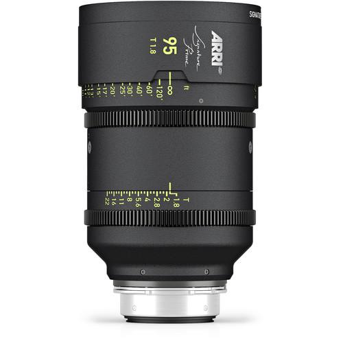 ARRI Signature Prime 95mm T1.8 Lens (Feet)
