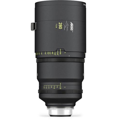 ARRI Signature Prime 280mm T2.8 Lens (Feet)