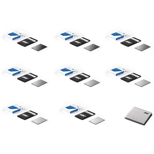 """ARRI 4 x 5.65"""" Full Spectrum Neutral Density Filter Pro Set"""