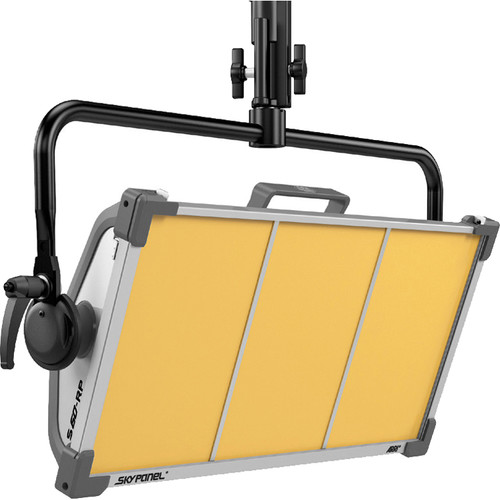 ARRI SkyPanel S60-RP Tungsten LED Remote Phosphor Softlight (Black, Bare Ends)