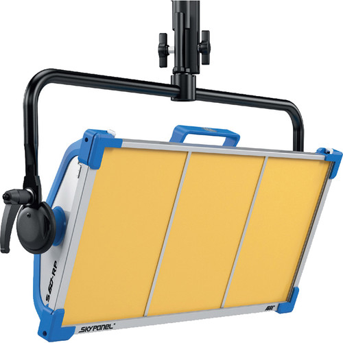 ARRI SkyPanel S60-RP Daylight LED Remote Phosphor Softlight (Blue/Silver, Edison)