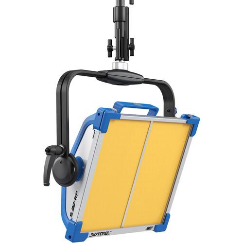 Arri SkyPanel S30-RP Daylight LED Remote Phosphor Softlight (Blue/Silver, Bare Ends)