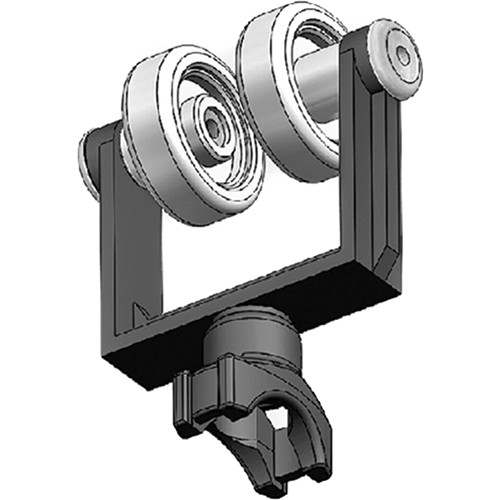 ARRI Cable Carriage with Bearing for Fly Track Systems (5-Pack)