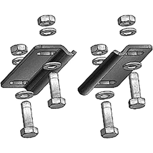 ARRI Clamp/Fixing Bracket for Fly Track Systems (Pair)