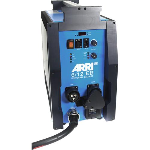 ARRI 6/12 kW Electronic Ballast with ALF