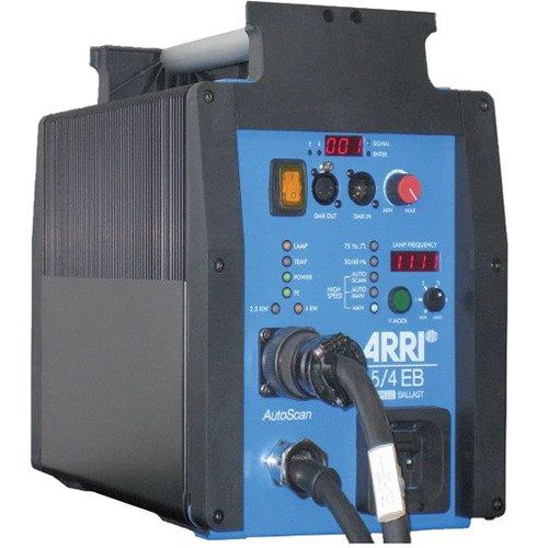 Arri 2.5 / 4 K High Speed AutoScan Electronic Ballast