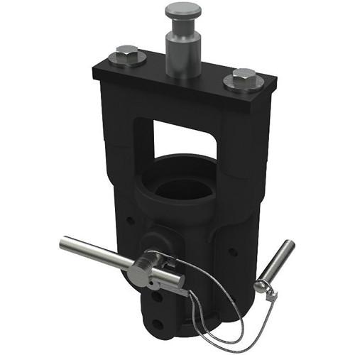 ARRI S2.AA02 Adapter with Baby Spigot/Junior Socket
