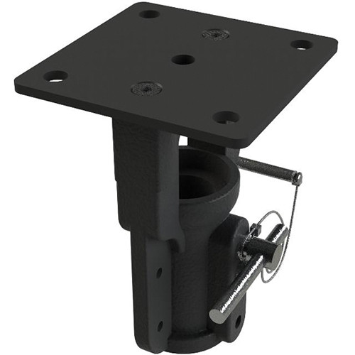 "Arri S2.RBF29F Flat Bracket with 1-1/8"" Socket"