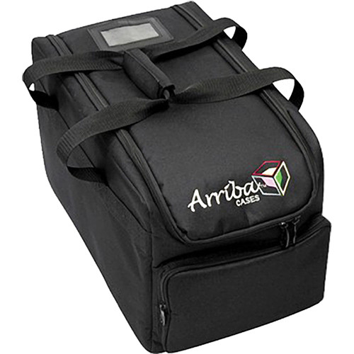 Arriba Cases AC-410 DJ Lighting Case (Black)
