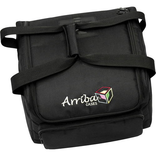 Arriba Cases AC-414 DJ Lighting Case (Black)