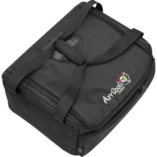 Arriba Cases AC-417 DJ Lighting Case (Black)