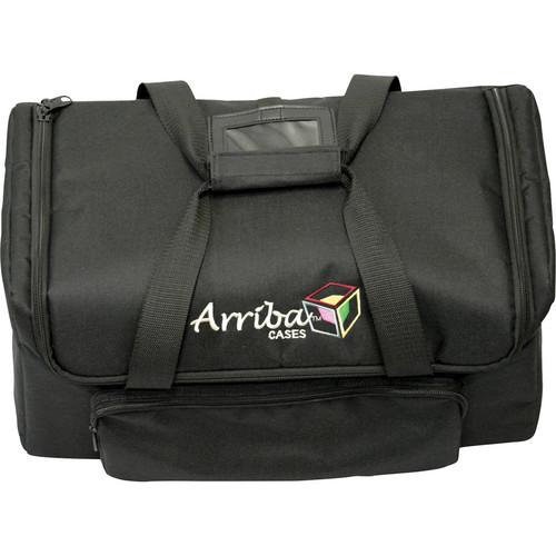 Arriba Cases AC-420 DJ Lighting Case (Black)