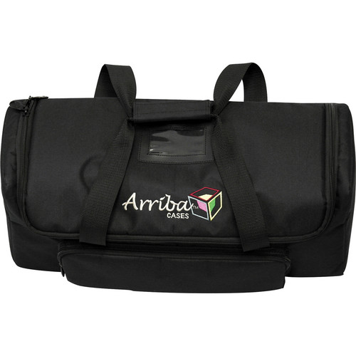 Arriba Cases AC-427 DJ Lighting Case (Black)