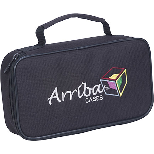 Arriba Cases AC-60 Protective Case (Black)