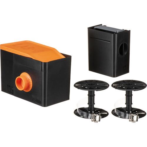 ars-imago LAB-BOX Developing Tank 2-Module Kit (Orange)