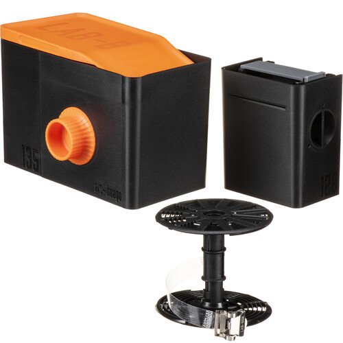 ars-imago LAB-BOX Developing Tank with 35mm Module Kit (Orange)