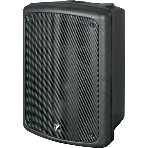 "Yorkville Sound 100W Coliseum Mini Two-Way Installation Speaker with 8"" Woofer & 1"" Tweeter (Passive)"