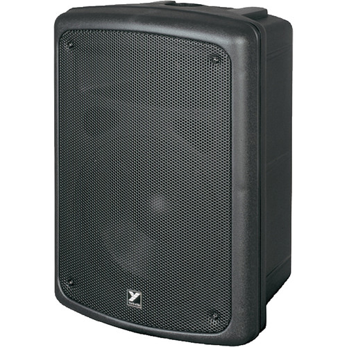 "Yorkville Sound 100W Coliseum Mini Two-Way Installation Speaker with 8"" Woofer & 1"" Tweeter (Powered)"