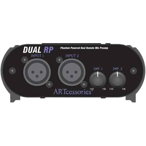 ART Dual RP Preamp for Dynamic and Ribbon Microphones