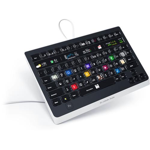 Art Lebedev Studio Optimus Popularis Keyboard