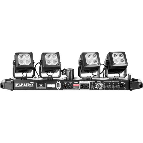 ART Lighting Series Four Head LED Lighting System