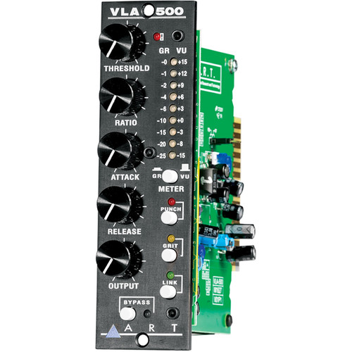 ART VLA 500 Series Compressor and Limiter