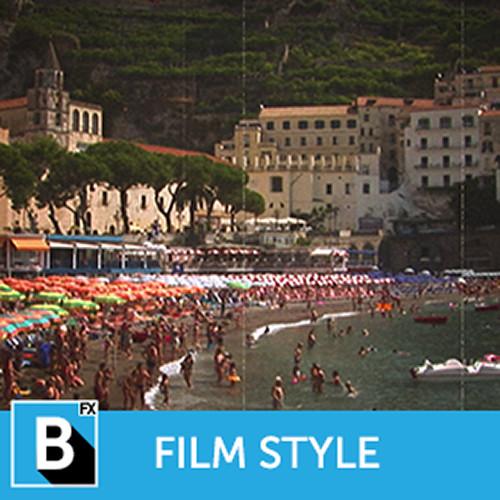 Boris FX Continuum 11 Film Style Unit (Download)
