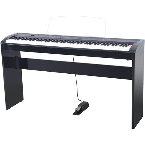 Artesia A-10 Studio Digital Piano (Gloss Black)
